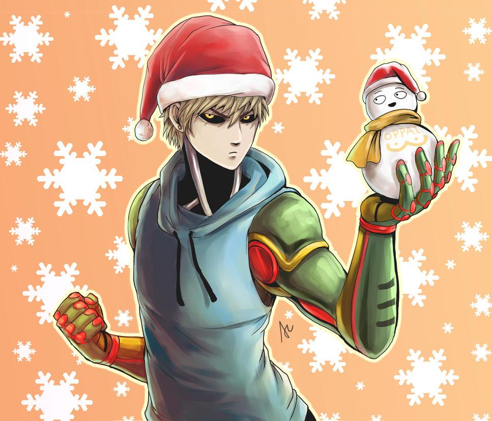 Christmas Genos by Onosaka-Yuha