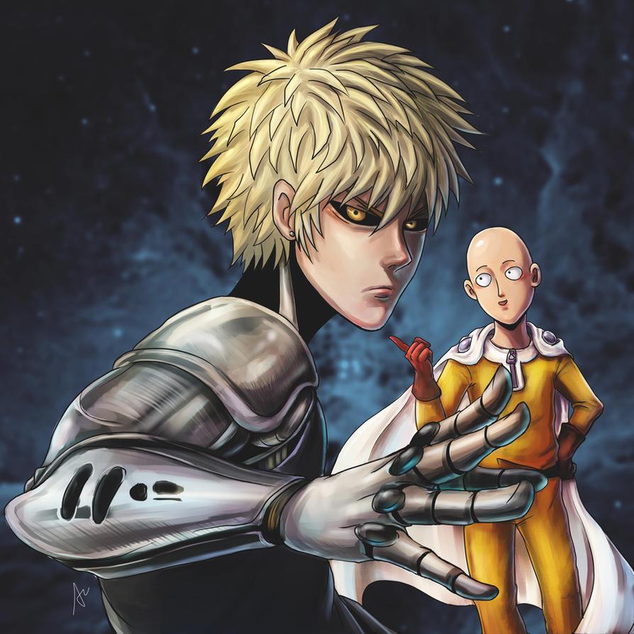 Sensei and his Disciple by Onosaka-Yuha