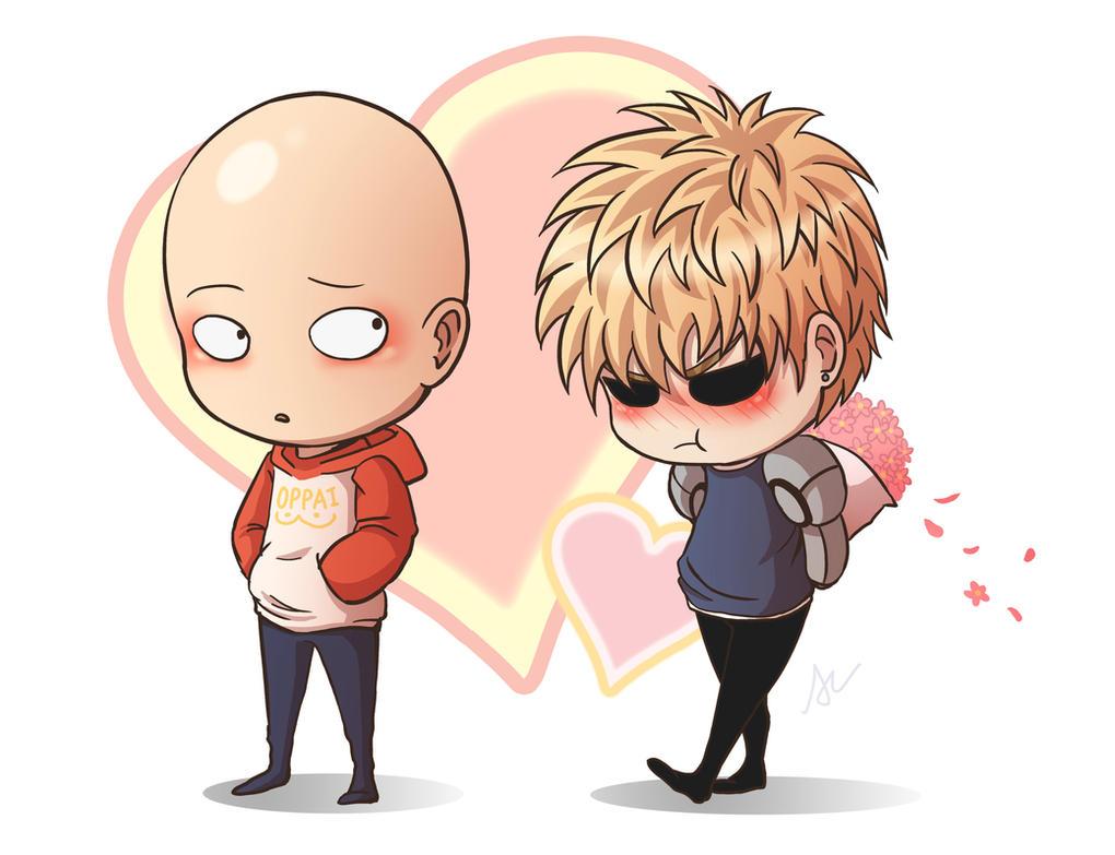 OPM Valentine's Day by Onosaka-Yuha