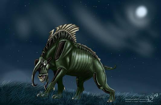 Beast of burden shadowwraith