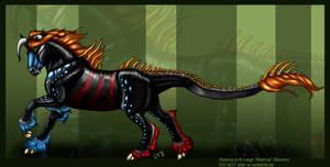 Ratrina - Horse collaboration