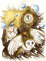 Owltober no.13 by jojoseames