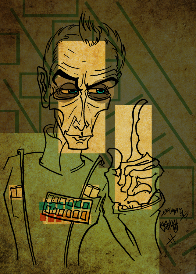 4for4: Grand Moff Tarkin by JoJo-Seames
