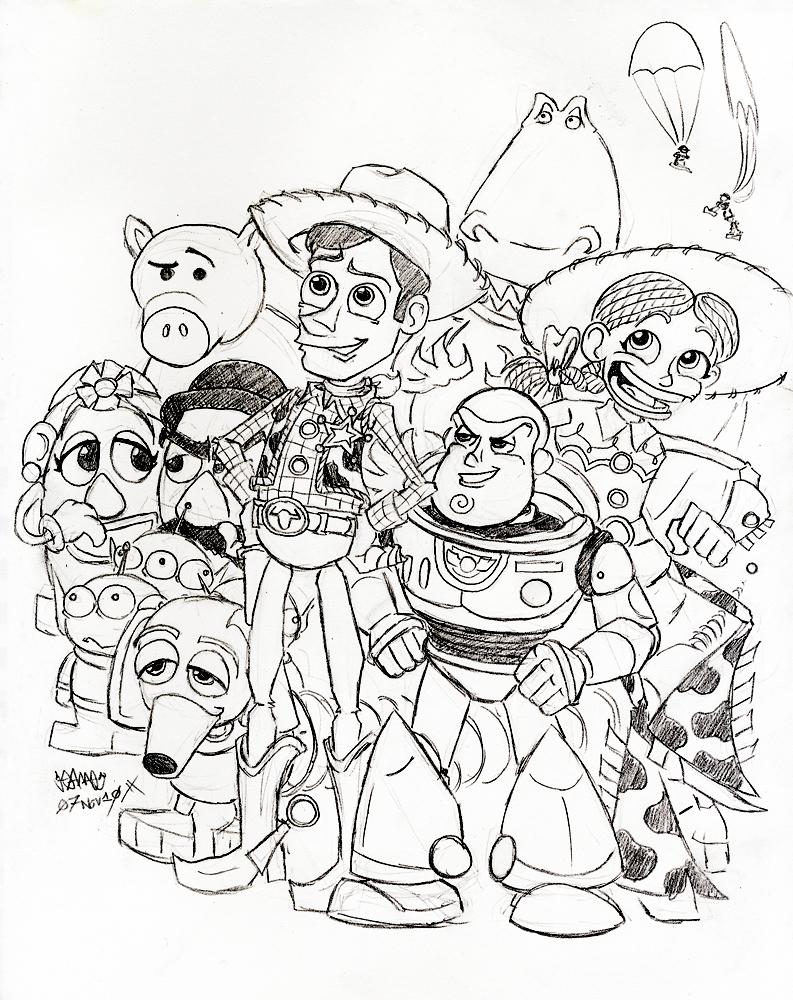 Inicio Desenhos Para Colorir Toy Story 2 Melhores Casas De Todas