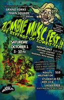 Zombie Music Fest II by jojoseames