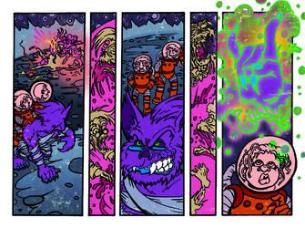Monster Plus 01:25 by jojoseames