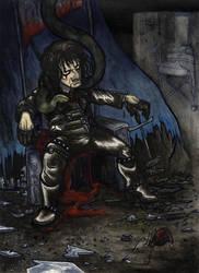 Alice Cooper by jojoseames