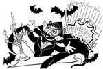 1-2-3 Doing the Batty Bat