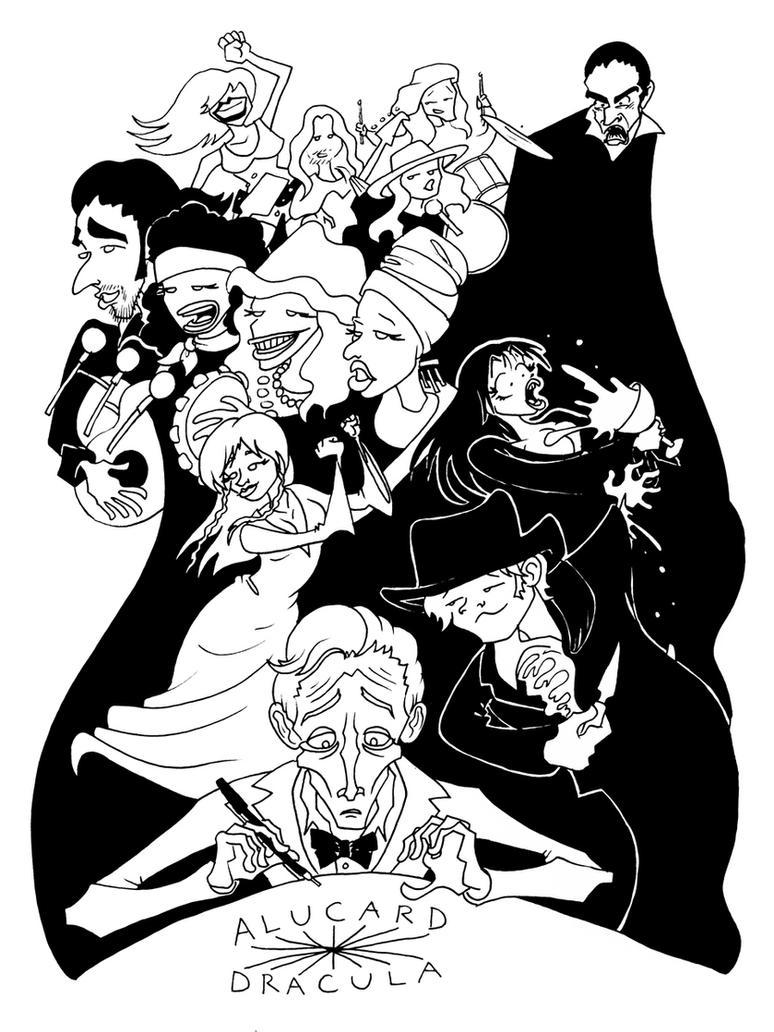 Dracula A.D. 1972 by JoJo-Seames