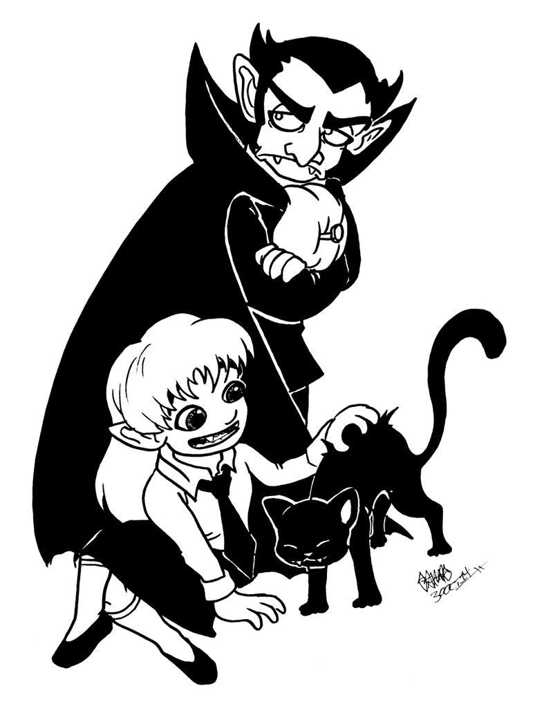Don Dracula by JoJo-Seames