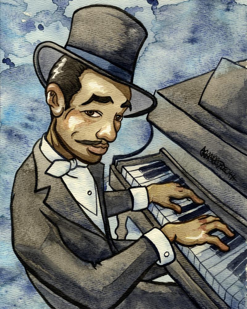 Duke Ellington by JoJo-Seames