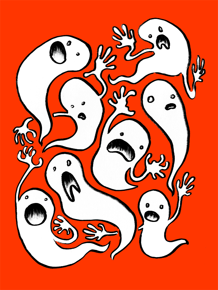 Ghosties by JoJo-Seames