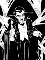 Count Dracula by jojoseames