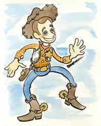 Woody by jojoseames