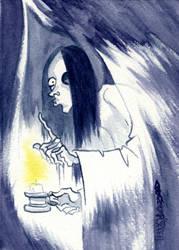 Secret Ghost by jojoseames