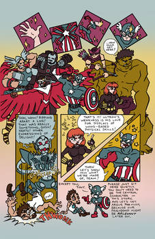 Alternative of Ultron, Page 4