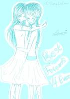 Friends 4 ever For Lulu chan by Tsatsuke