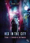 Hex in the city 1 by EricaCoverBook