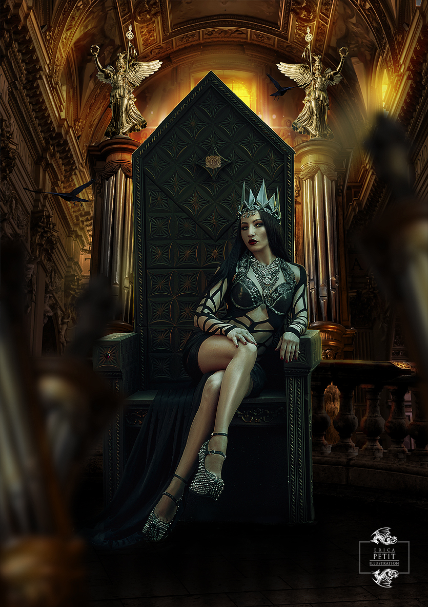 dark queen by EricaCoverBook