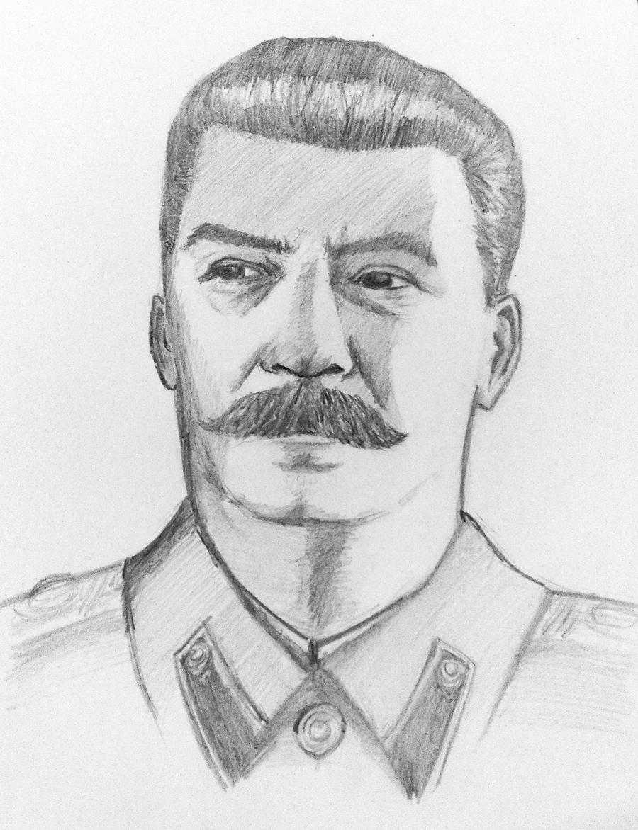 Josef Stalin by k4k7uz