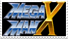 Megaman X Stamp by Kooroe