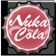 Nuka Cola Bottle Cap by Kooroe