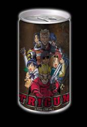 Trigun Can by Kooroe