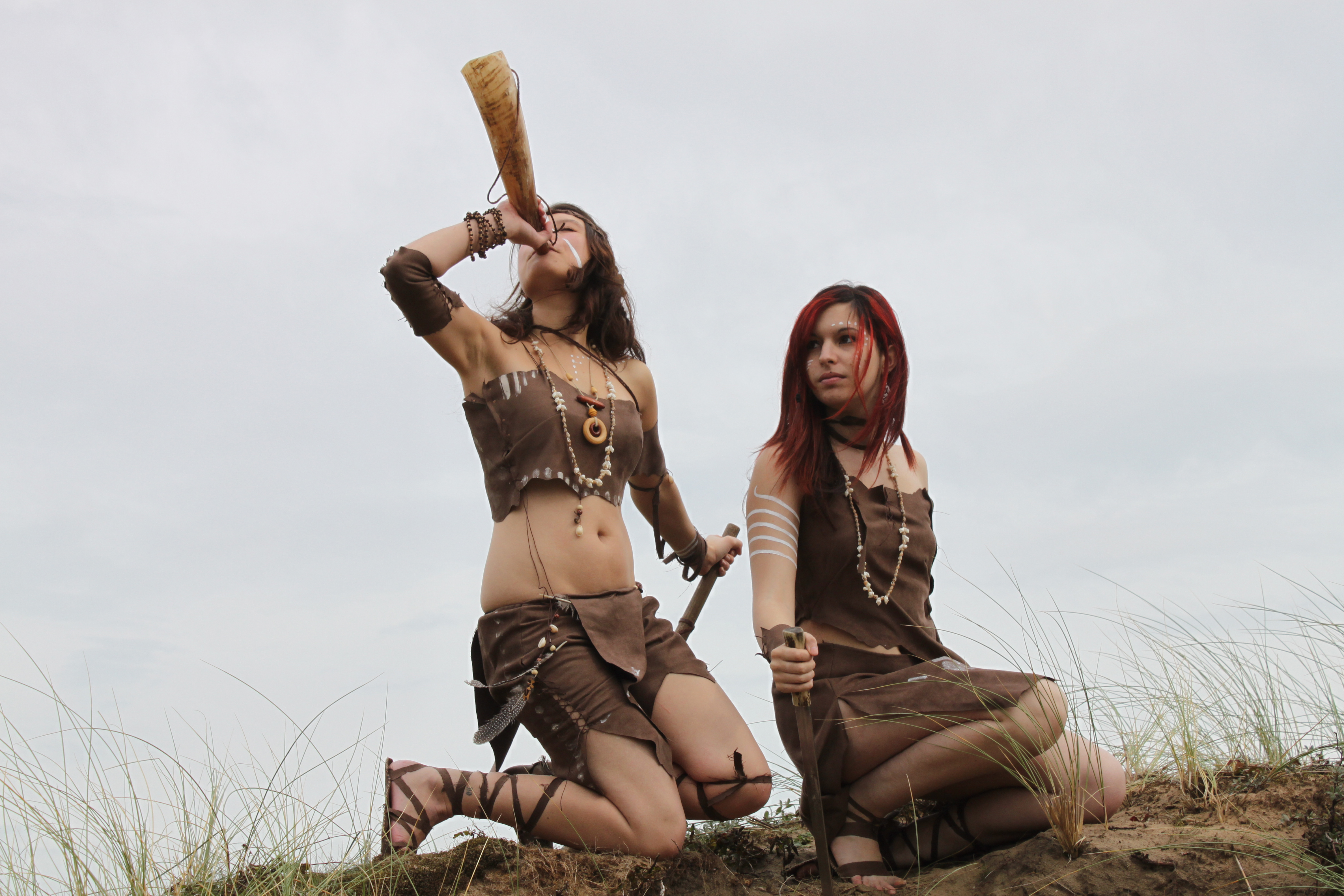 амазонки любят викингов - 14