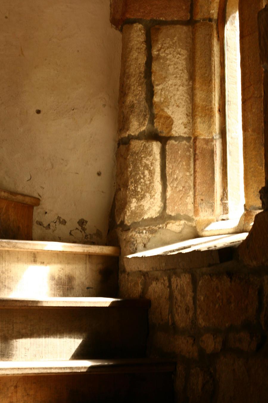 Steps in the Light by RaeyenIrael-Stock
