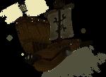 Pirate Ship (Rayman 2)