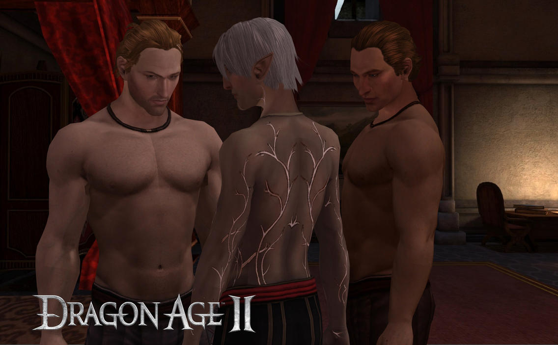 Dragon age origins nude skins adult picture