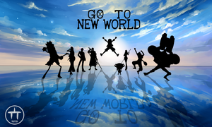 One Piece in da new worldo