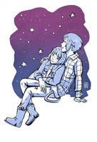 Life Is Strange - stars by Maarika