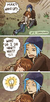 Life is Strange - Max and Chloe - EP2 Junkyard by Maarika