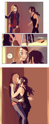 Person of Interest - Root and Shaw comic 7 by Maarika