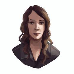 Person of Interest - Root portrait