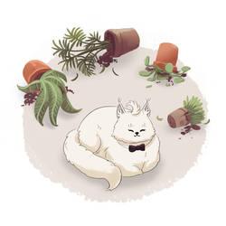 Marshmallow is innocent!