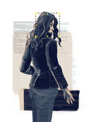 Person of Interest - Root sketch