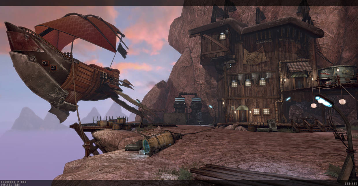 Sky Pirate Outpost Final A