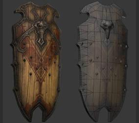 Skull Shield Final