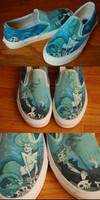 underwater adventure shoes