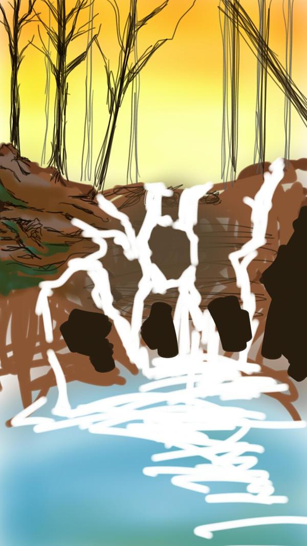 WATERFALLS by Kavernicola