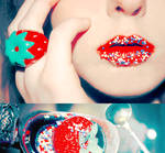 Of all things sweet. by worldsofsmoke