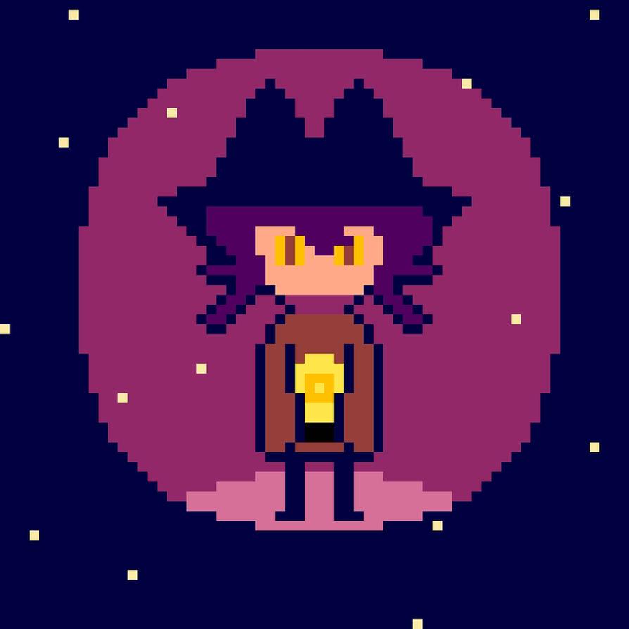 Pixel Niko by CuteXiora