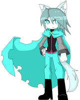 Dust an Elysian Tail: Dust 2 Funamusea version by CuteXiora
