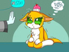 Dust an Elysian Tail: Good Fidget