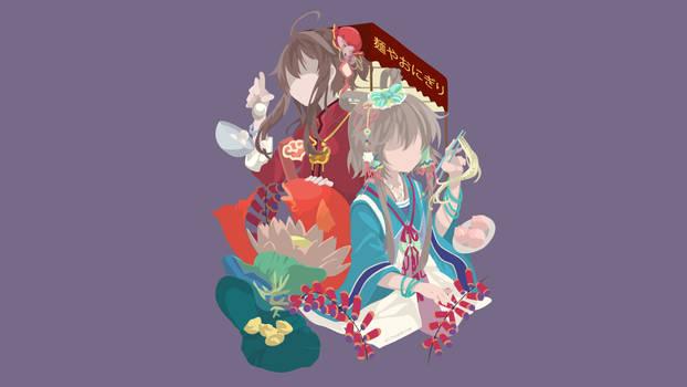 [Contest-Entry][Festival] Nuwa Chengzhang Riji