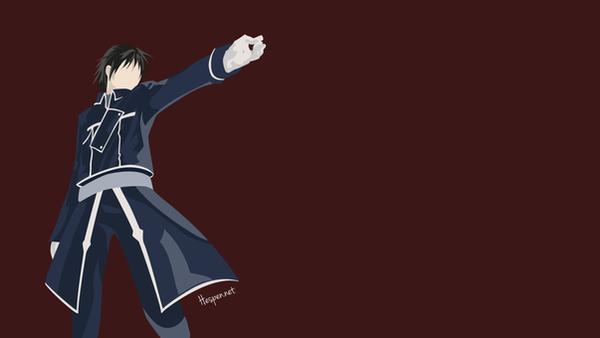 Roy Mustang - Fullmetal Alchemist by Hespen