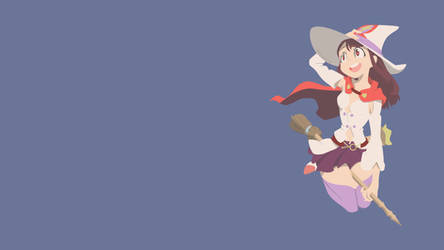 [Vector] Akko - Little Witch Academia