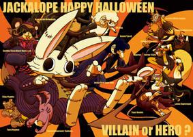 Jackalope Happy Halloween (2011)